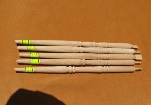 Bambu Uçlu Kalemler