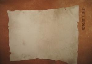 Meşk Kağıdı, Deri Desenli, A4